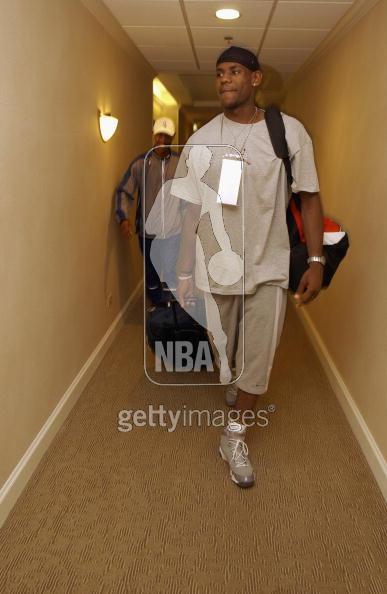 LeBron8217s nonsignature shoes Nike Air Jordan