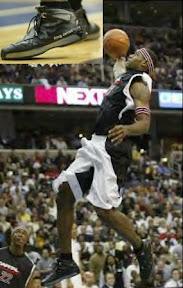 lbj pe jordan xviii black LeBrons non signature shoes: Nike Air Jordan