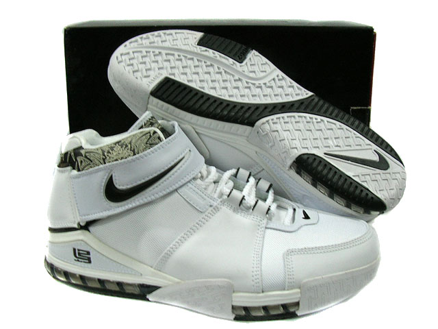 newest b0278 6d6f0 The are four General Release colorways for the Nike Zoom LeBron II, here  they are