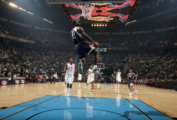 NBA AllStar 2007 Las Vegas 8211 photo recap