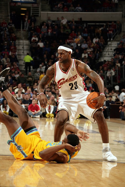 LeBron James8217 photos from past few NBA games
