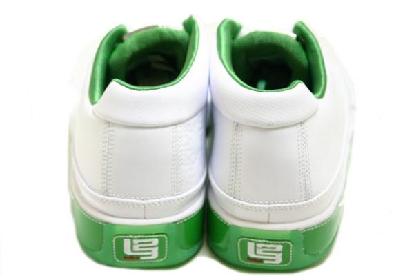 Nike Zoom LeBron Low ST whitegrass showcase