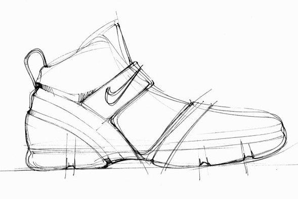 Nike Zoom LeBron V sneak peek