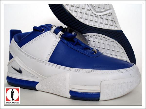 Nike Zoom LeBron II Low PE 'Complacency'   NIKE LEBRON