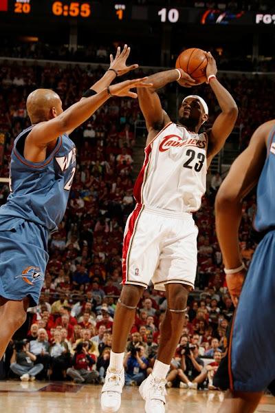 2007 NBA Playoffs photo recap round 1  game 1