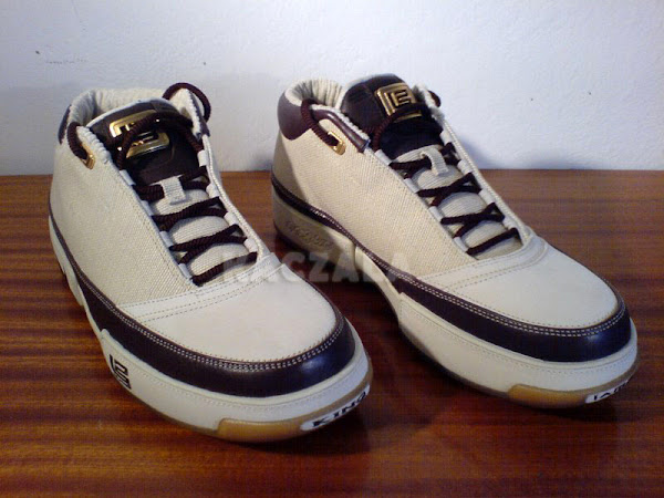 Zoom LeBron Low ST 2007 NBA AllStar Exclusive