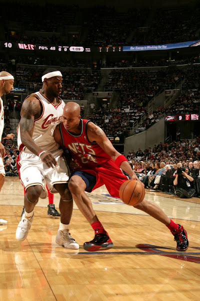 2007 NBA Playoffs photo recap round 2  game 1