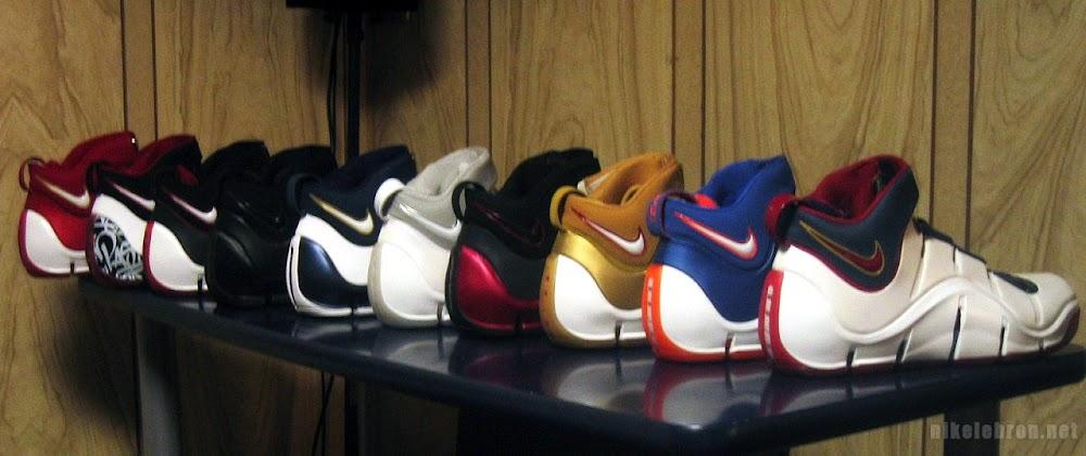 Nike LeBron IV collection Nike LeBron IV collection cc1cf741f512