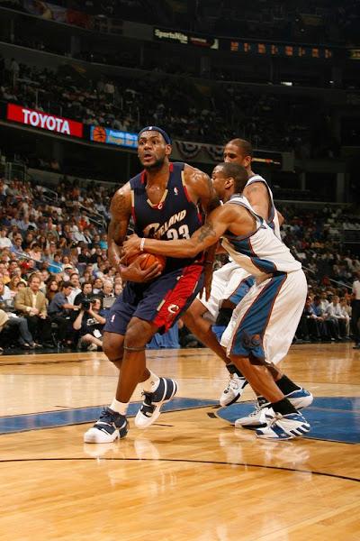 2007 NBA Playoffs photo recap round 1  game 4