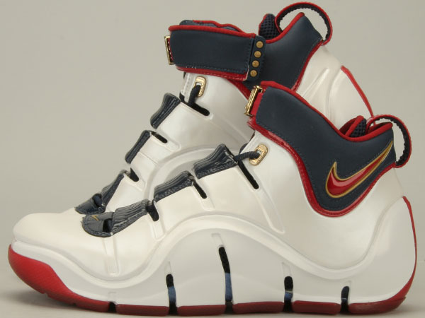 Nike Zoom LeBron IV Alt Remix QS