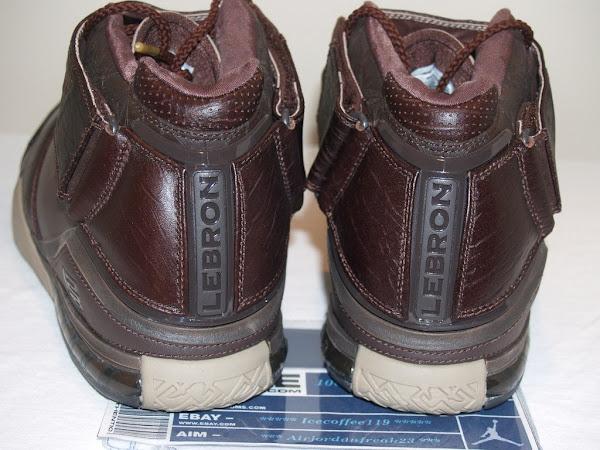 Nike Zoom LeBron II Hardwood PE