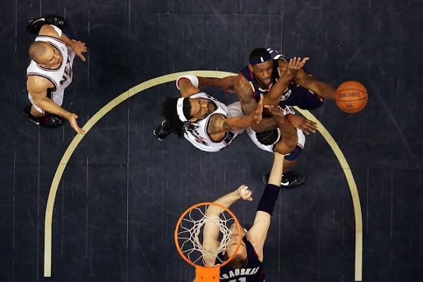 2007 NBA Playoffs photo recap round 2  game 6
