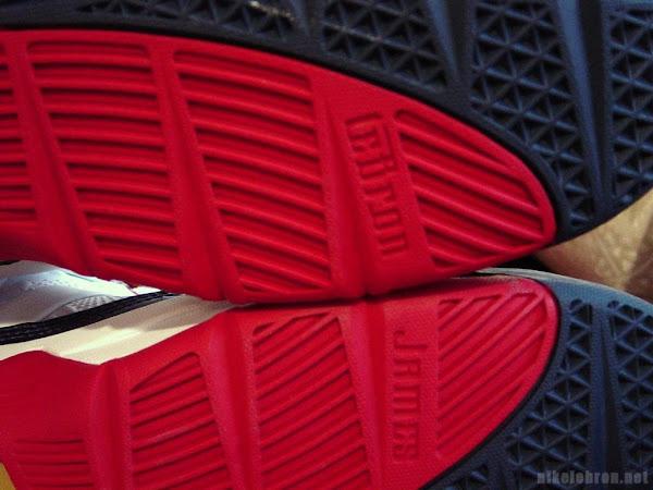 Nike Zoom LeBron III Low Remix