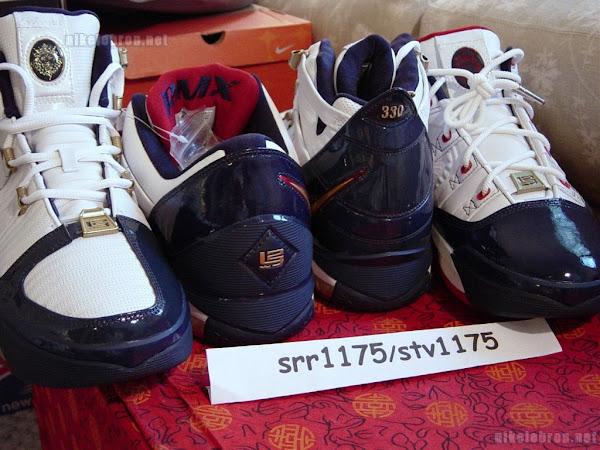 Nike Zoom LeBron III Alt Remix