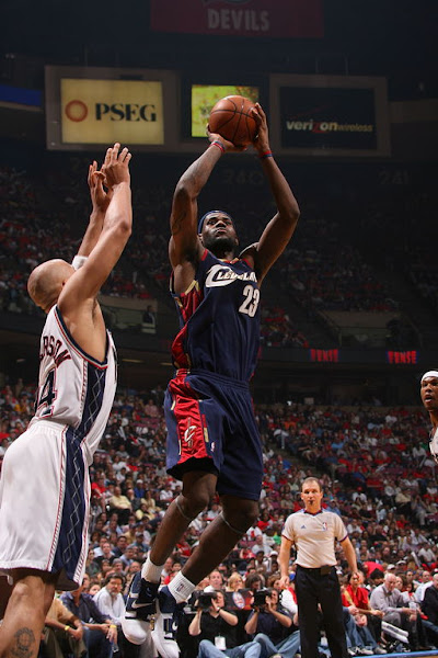 2007 NBA Playoffs photo recap round 2  game 3
