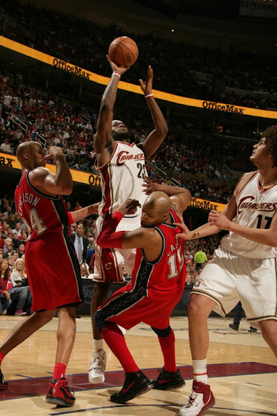 2007 NBA Playoffs photo recap round 2  game 5