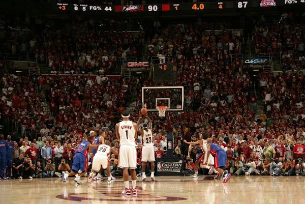 2007 NBA Playoffs photo recap ECF  game 4