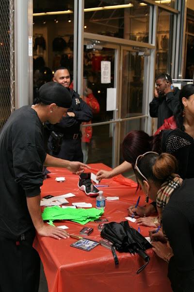Event recap 111506 Cleveland LeBron IV launch