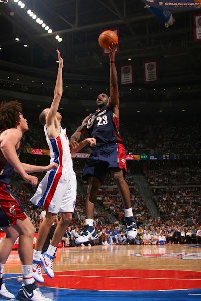 2007 NBA Playoffs photo recap ECF  game 2