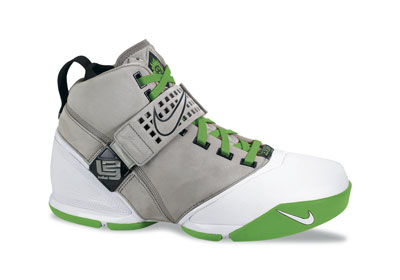 New Nike Zoom LeBron V pictures