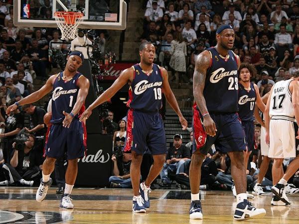 2007 NBA Finals photo recap Game Two