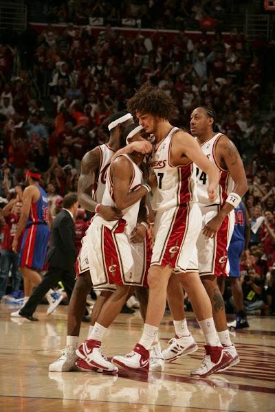 2007 NBA Playoffs photo recap ECF  game 6