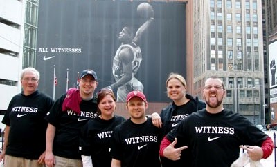 New Nike LeBron WITNESS campaign