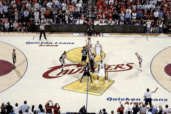 2007 NBA Finals photo recap Game Three