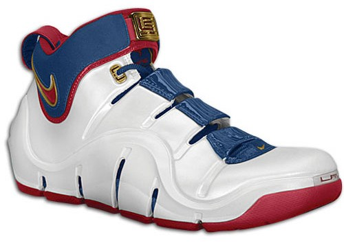 LeBron IV Playoff available on PYScom