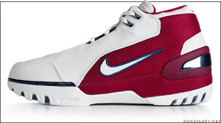 4589de9ae9a Seeing the Nike Air Zoom Generation in profile always conjures up visions  of the Air Jordan III and IV in my mind s eye. I m not sure why – there  just seems ...