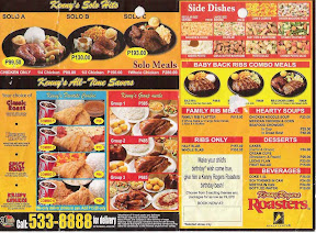 Pinoydelivery Pa Deliver Tayo Kenny Rogers Roasters