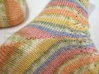 Spring Socks: Short Row Heel