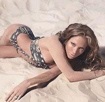 Jennifer Lopez Beach