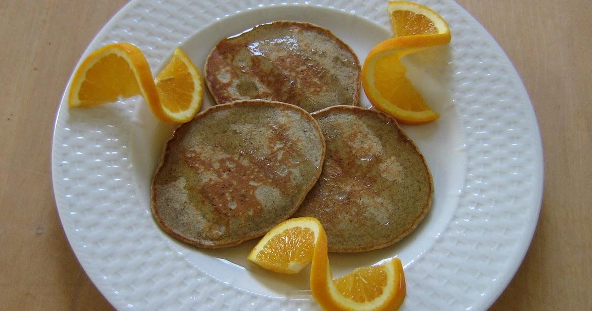 P t chinois et cie pancakes au sarrasin et l 39 orange for Ares cuisine montreal