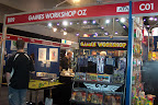 Games Workshop Oz stand