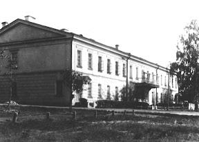 Заводоуправління капсюльного заводу 1851 р.