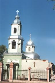 Храм Різдва Христового кінець XVIII ст.