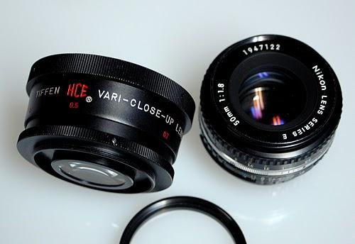 Random Camera Blog: Series Filters, Part 2. (soft-focus