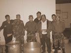 Lideres de El Alto y Mario Duran