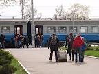 Тысячи шосткинцев отправляются на заработки в Киев
