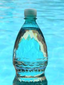 Linksdrehendes Wasser