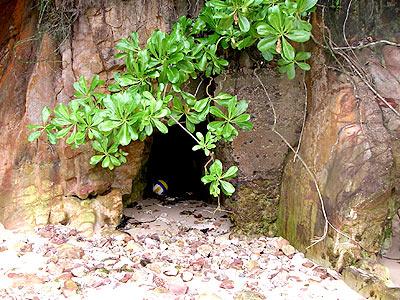 Sentosa caves