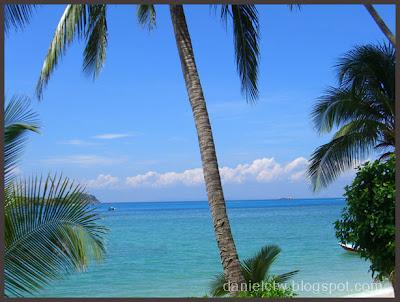 Pulau Redang scenery