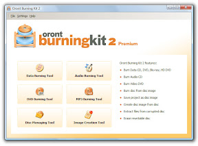 [GD]Oront Burning Kit 2 – 光盘刻录工具