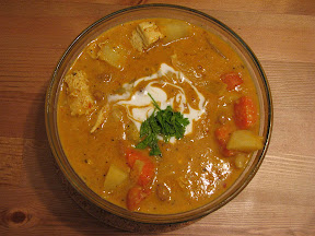 Thai Tofy Curry