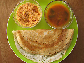 Ghee Roast Plain Dosa