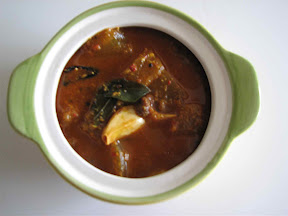Spicy Wintermelon Curry