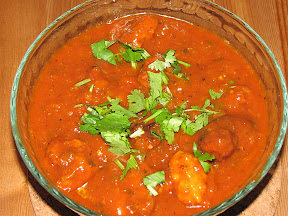 Spicy Gobi Curry