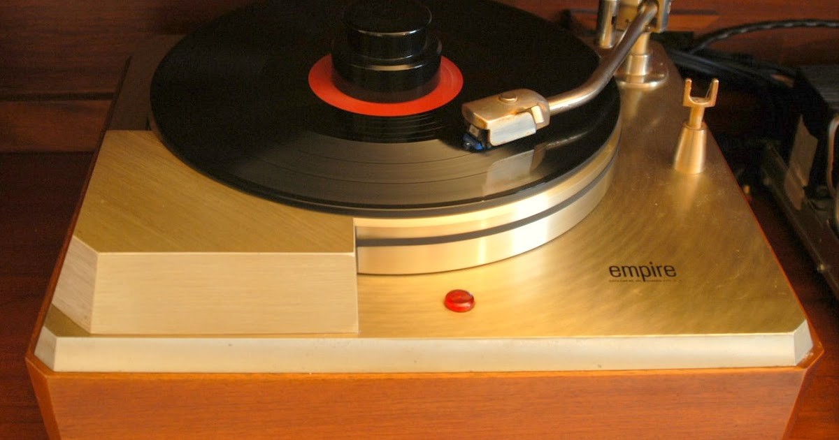 Alberto's Audio Blog: Review: Empire 398