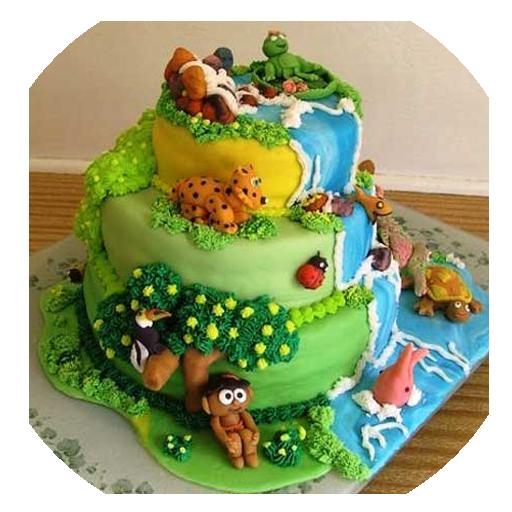 Fantastic Happy Birthday Cake Designs Apps On Google Play Birthday Cards Printable Benkemecafe Filternl